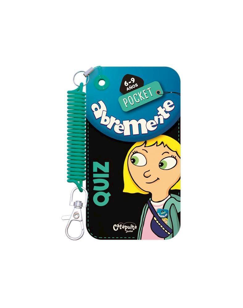 Papel Abremente 6-9 Pocket Quiz