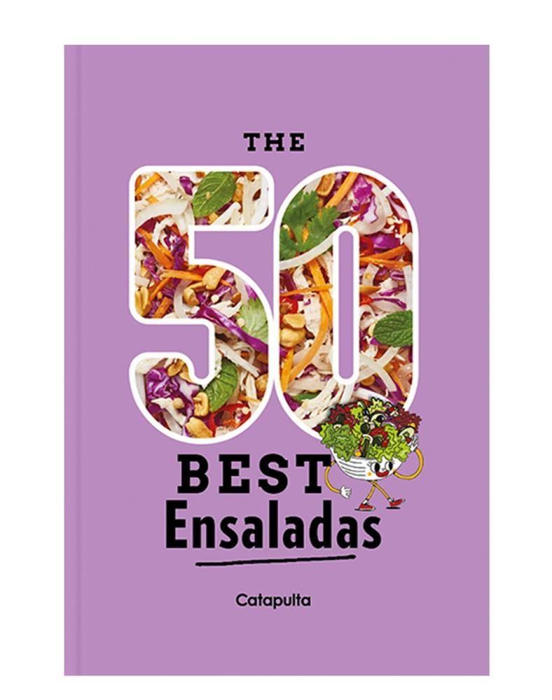 Papel 50 Best Ensaladas, The