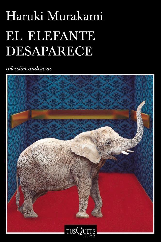 Papel El Elefante Desaparece