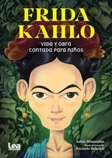 Papel Frida Kahlo - Vida Y Obra Contada Para Niños