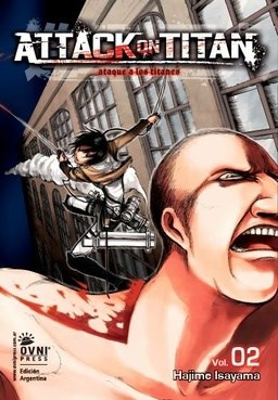 Manga Attack On Titan 02