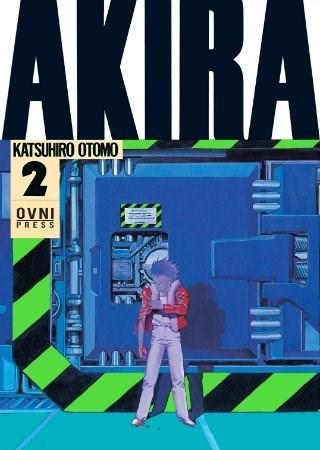 Manga Akira 02 (Edicion Con Sobrecubierta)