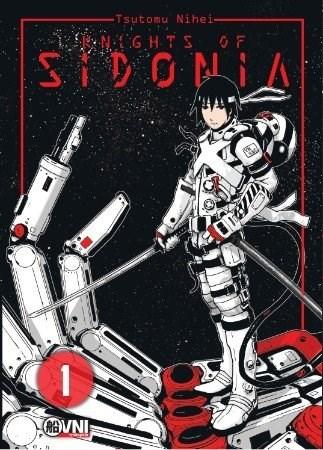 Manga Knights Of Sidonia 01