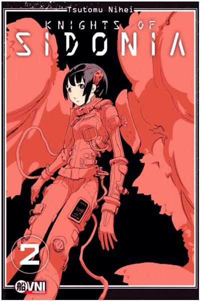 Manga Knights Of Sidonia 02