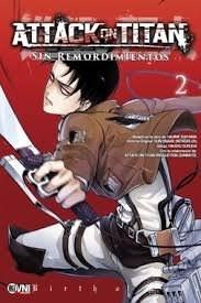 Manga Attack On Titan: Sin Remordimientos 02