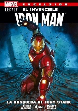 Comic Marvel Excelsior 16: Iron Man La Busqueda De Tony Stark