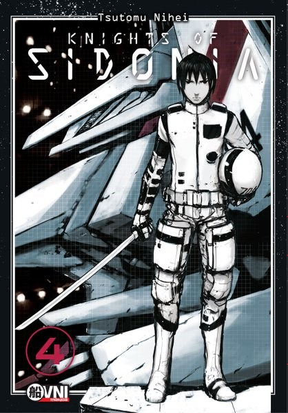 Manga Knights Of Sidonia 04