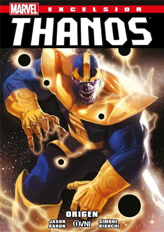 Comic Marvel Excelsior 18: Thanos Origen