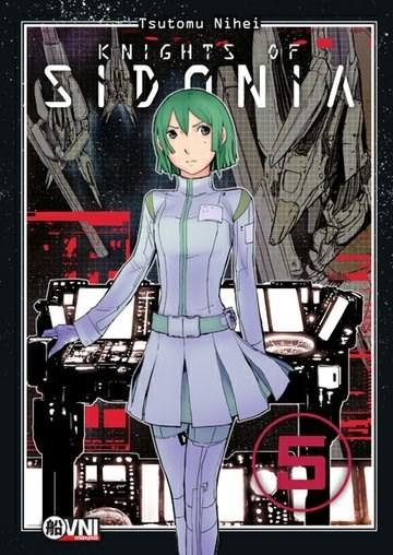 Manga Knights Of Sidonia 05
