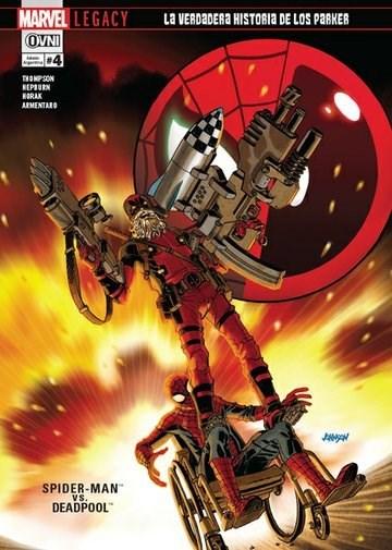 Comic Spiderman + Deadpool (Legacy) 04