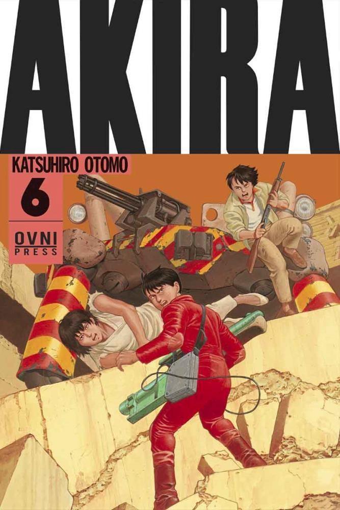 Manga Akira 06