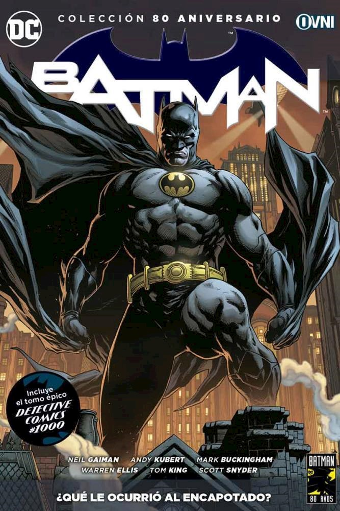 Comic Batman: ¿Que Le Ocurrio Al Encapotado?