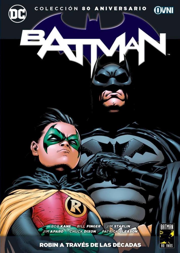 Comic Robin A Través De Las Décadas