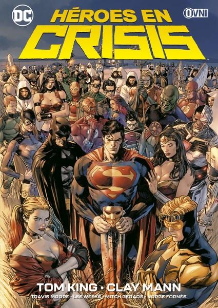 Comic Heroes En Crisis