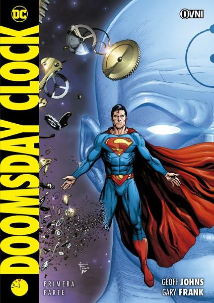 Comic Doomsday Clock 01