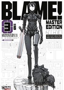 Manga Blame Master Edicion 03