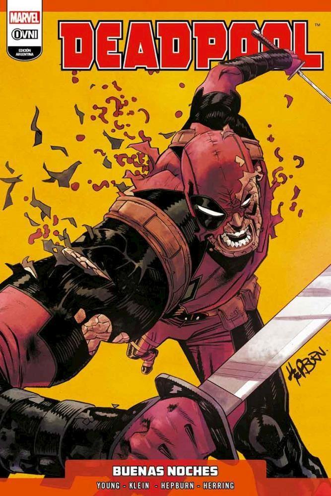 Comic Deadpool Vol. 2: Buenas Noches