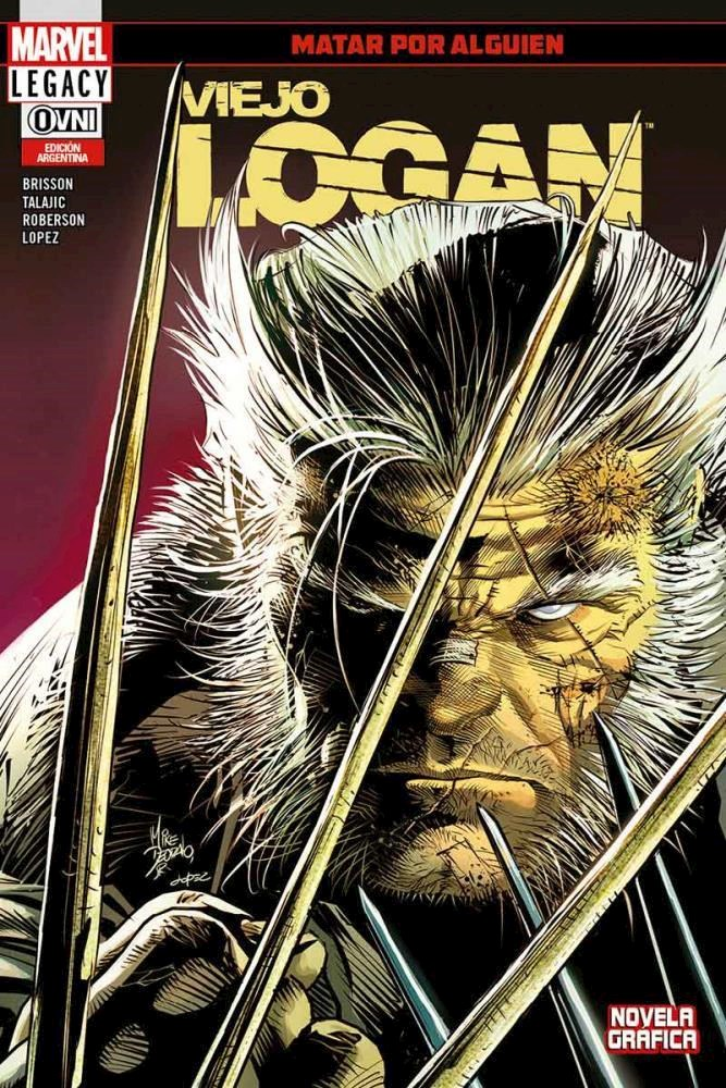 Comic Viejo Logan Vol. 8: Matar Por Alguien