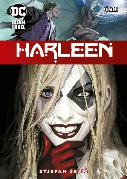 Comic Harleen (Dc Black Label)