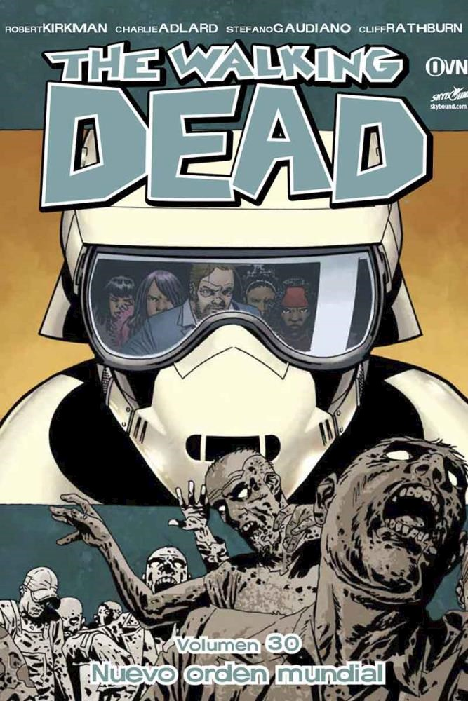 Comic The Walking Dead 30: Nuevo Orden Mundial