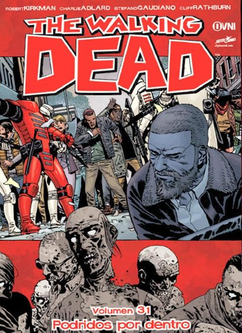 Comic The Walking Dead Vol. 31 Podridos Por Dentro