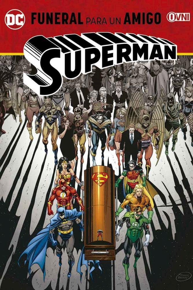 Comic Superman: Funeral Para Un Amigo