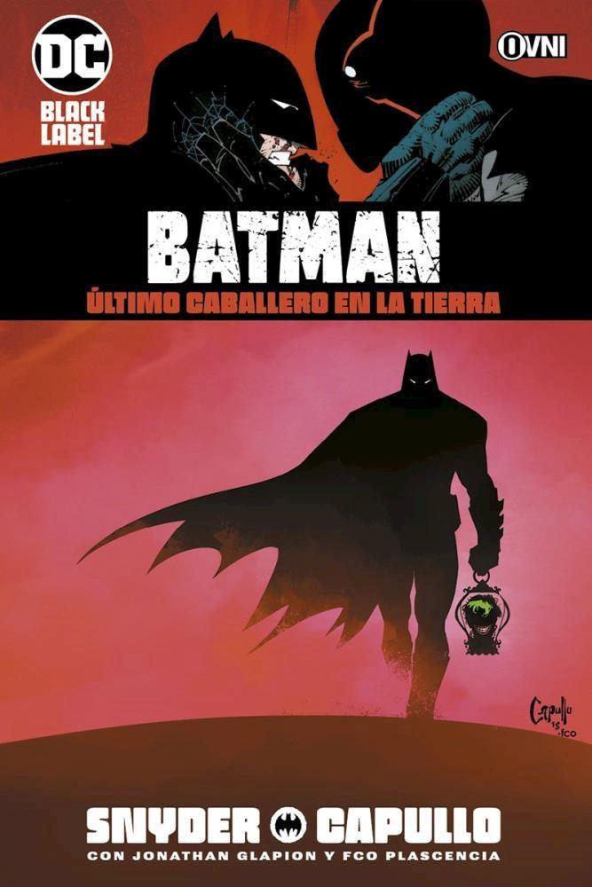 Comic Batman: Último Caballero En La Tierra
