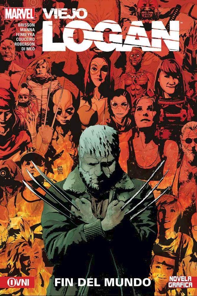 Comic Viejo Logan Vol. 09 Fin Del Mundo