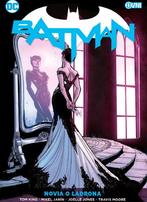 Comic Batman Vol. 6 ¿Novia O Ladrona?