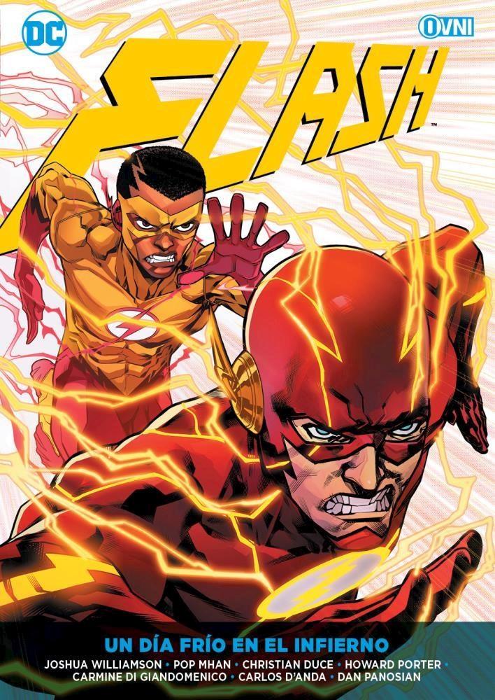 Comic Flash Vol. 6 Un Dia Frio En El Infierno