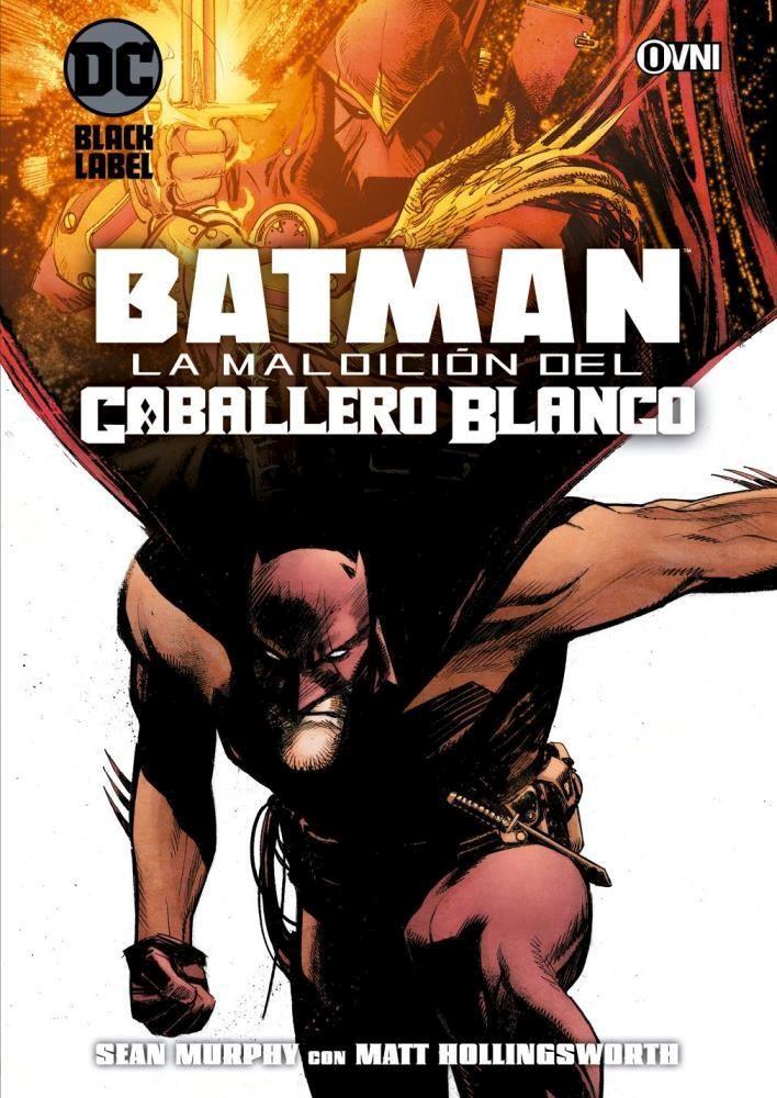 Comic Batman: La Maldición Del Caballero Blanco