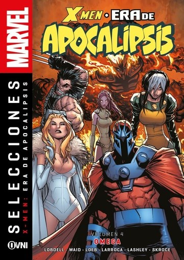 Comic X-Men: Era De Apocalipsis Vol. 4: Omega