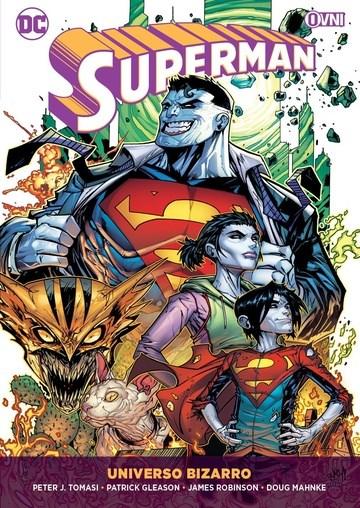 Comic Superman Vol. 05: Universo Bizarro (Ultimo Tomo)