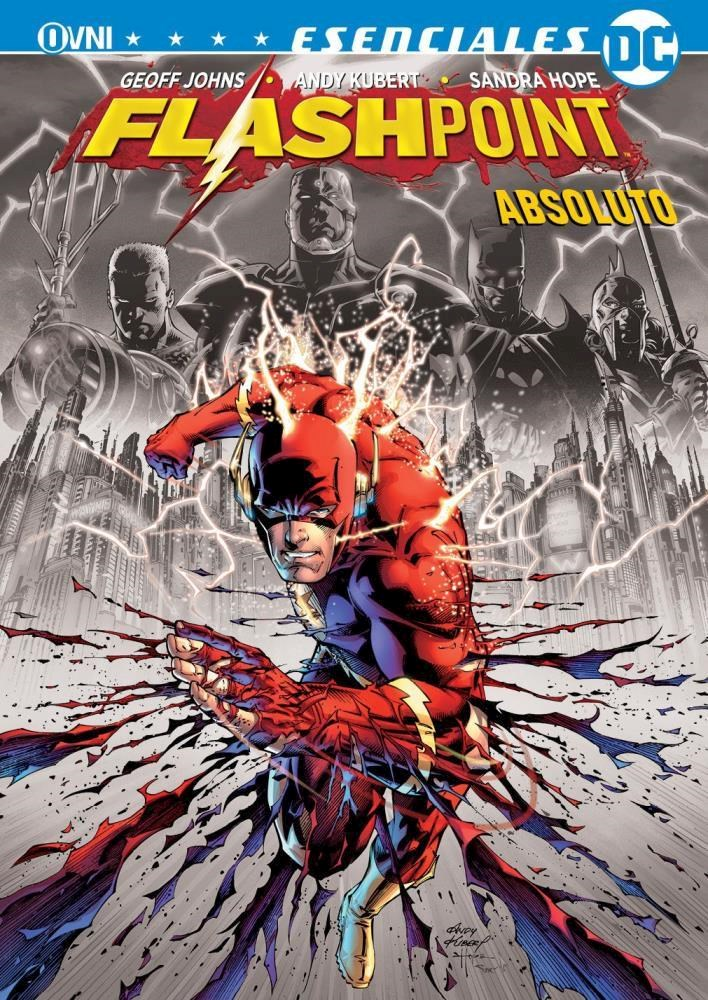 Comic Flashpoint Absoluto