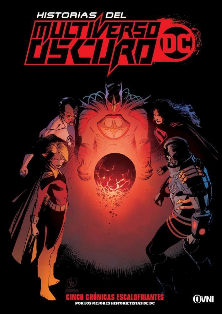Comic Historias Del Multiverso Oscuro