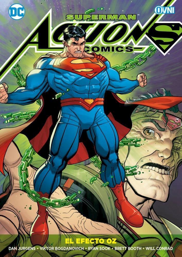 Comic Action Comics Vol. 5: El Efecto Oz
