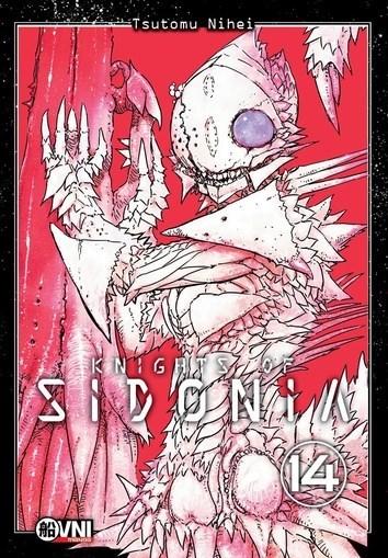 Manga Knights Of Sidonia Vol. 14