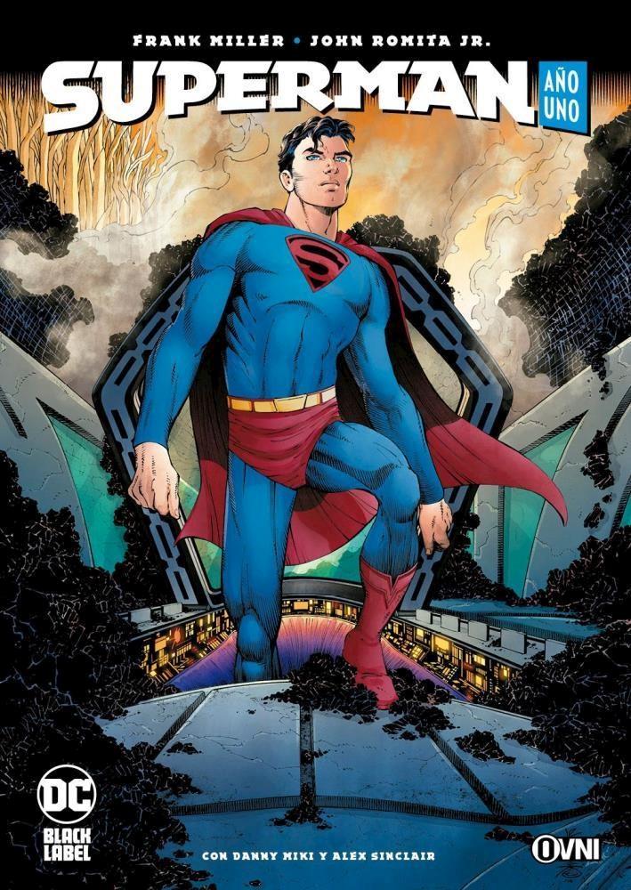 Comic Superman: Año Uno