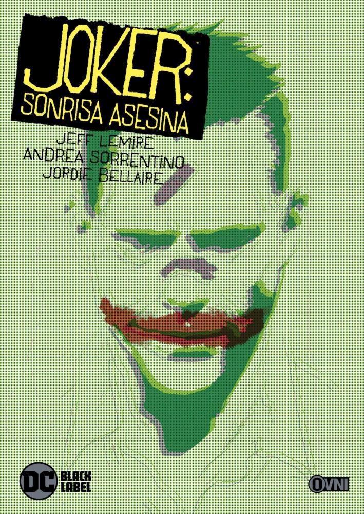 Comic Joker: Sonrisa Asesina