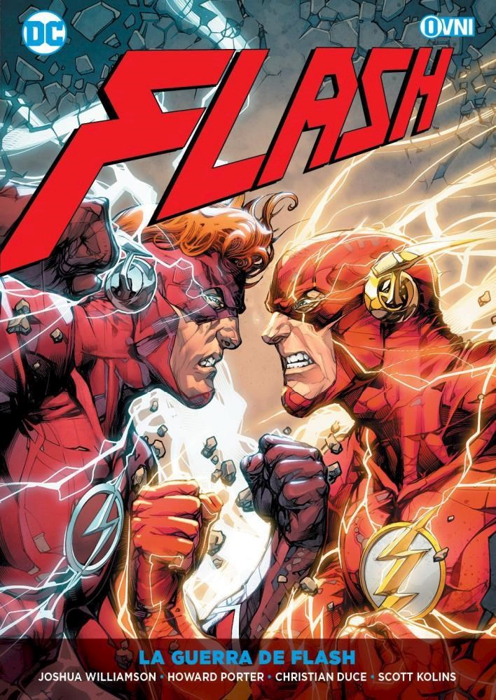 Comic Flash Vol. 7: La Guerra De Flash