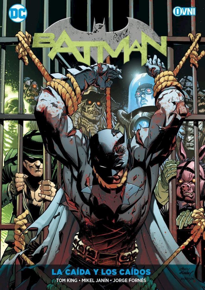 Comic Batman Vol. 10: La Caída Y Los Caídos