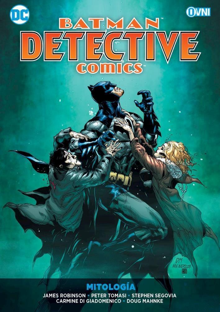 Comic Detective Comics Vol. 7: Mitología
