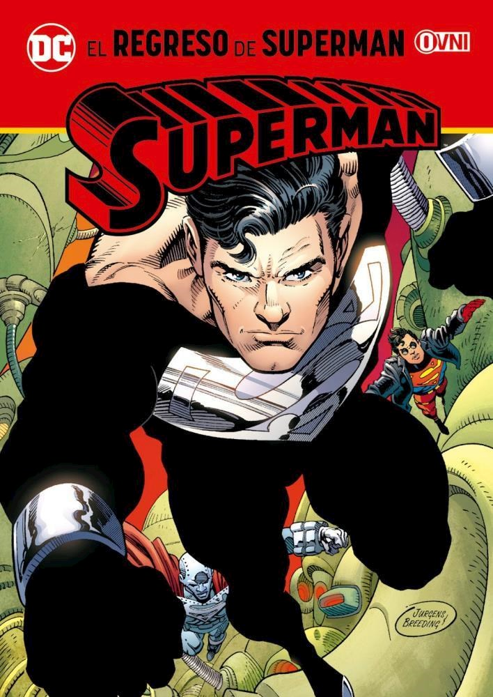 Comic El Regreso De Superman