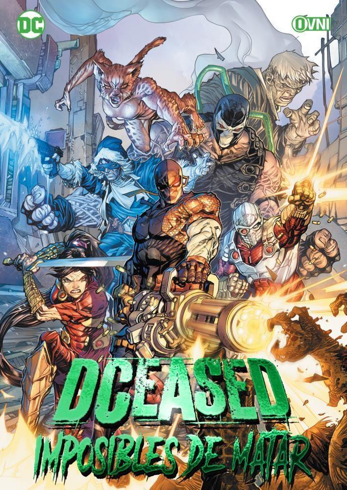 Comic Dceased: Imposibles De Matar