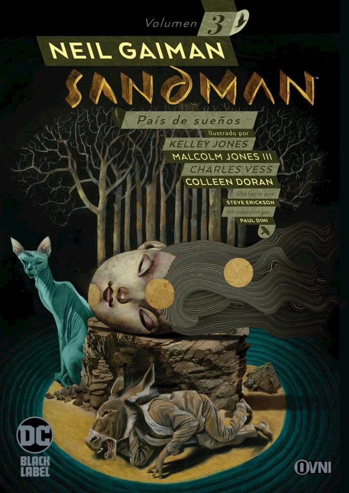 Comic Sandman Vol. 3: País De Sueños