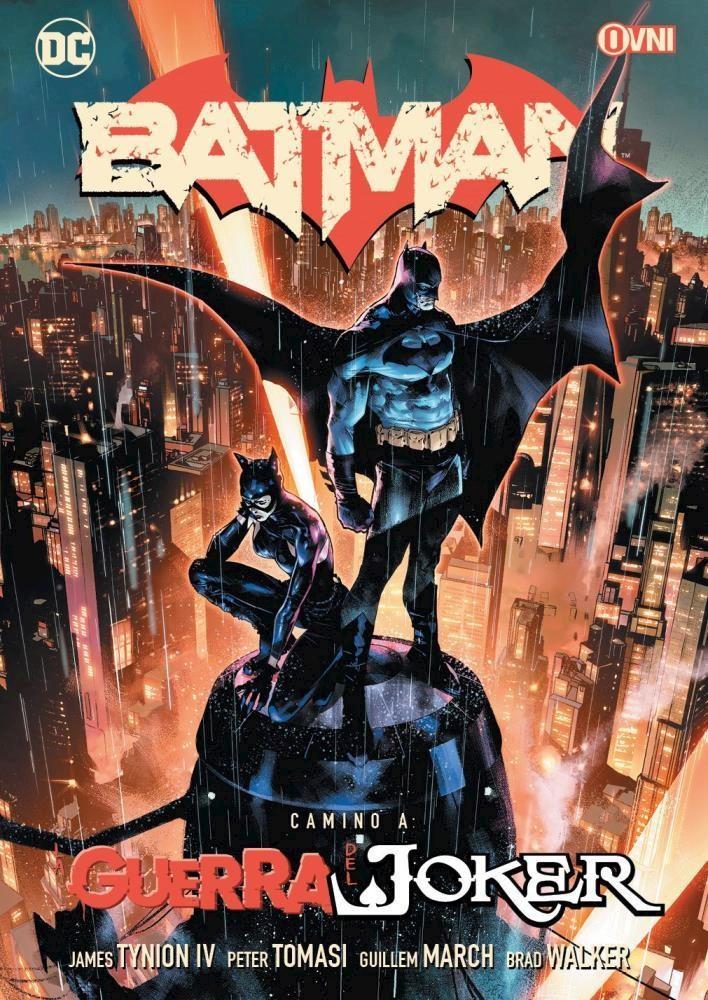 Comic Batman: Camino A La Guerra Del Joker