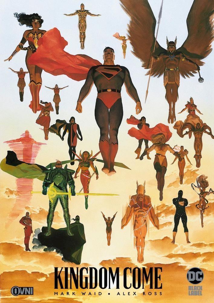 Comic Kingdom Come: Edición Absoluta