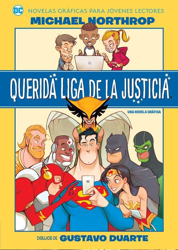 Comic Querida Liga De La Justicia