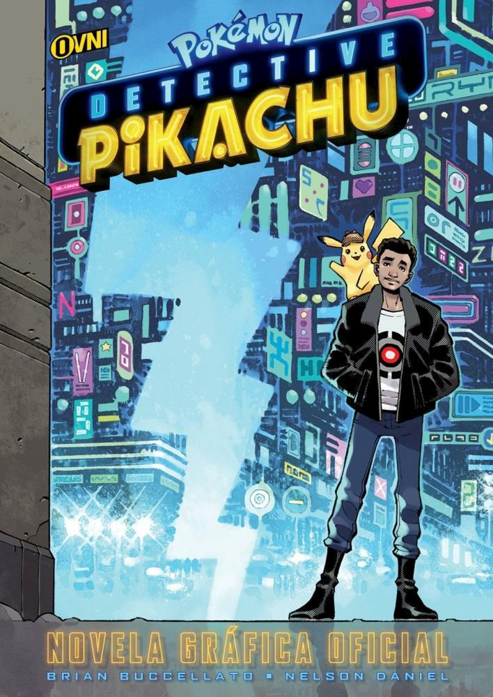 Comic Pokémon: Detective Pikachu