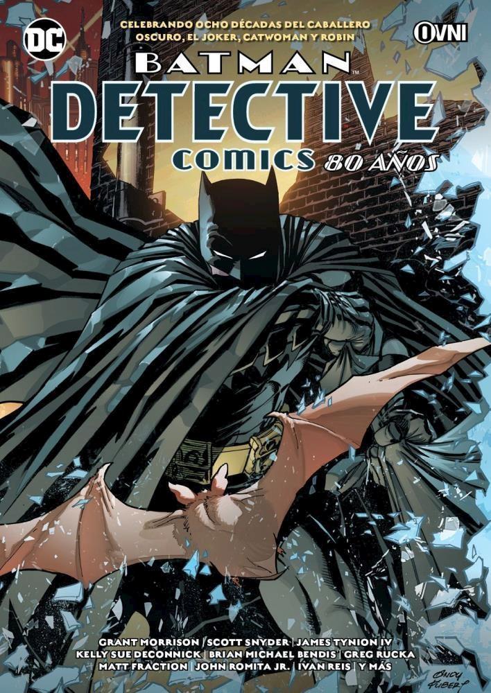 Comic Detective Comics: 80 Años